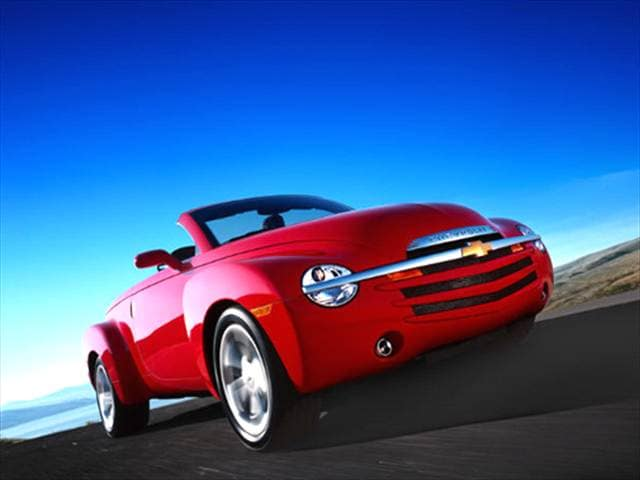 Top Consumer Rated Trucks of 2004 - 2004 Chevrolet SSR