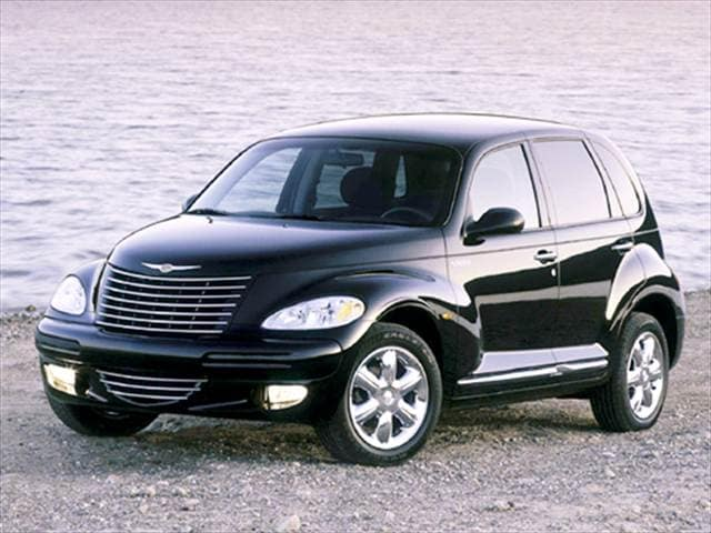 Most Popular Wagons of 2004 - 2004 Chrysler PT Cruiser