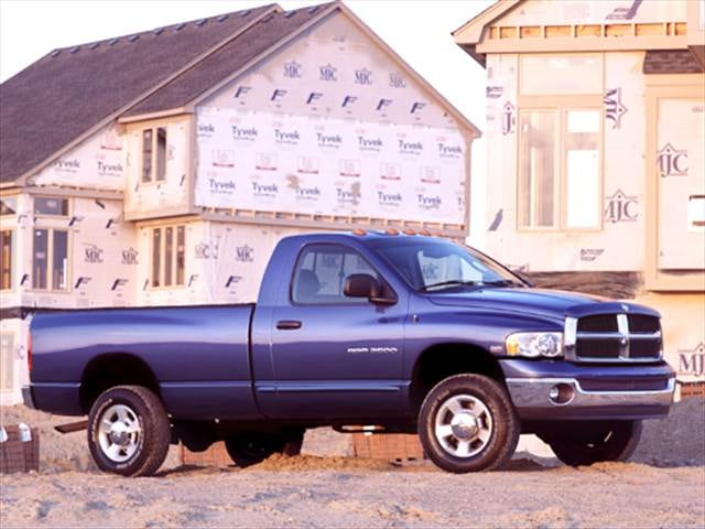 Highest Horsepower Trucks of 2004 - 2004 Dodge Ram 3500 Regular Cab