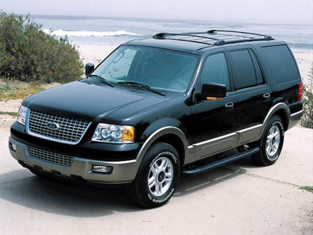 Used 2004 Ford Expedition Eddie Bauer Sport Utility 4d