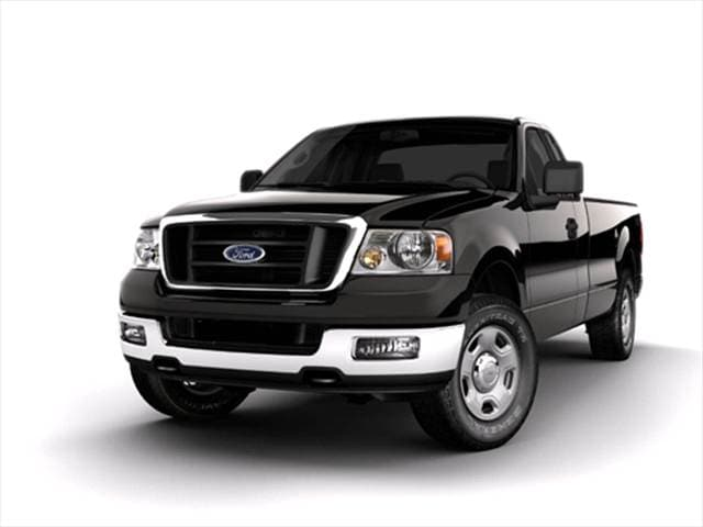 Most Popular Trucks of 2004 - 2004 Ford F150 Regular Cab