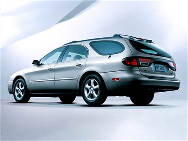 Most Popular Wagons of 2004 - 2004 Ford Taurus