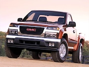 2004-GMC-Canyon Regular Cab