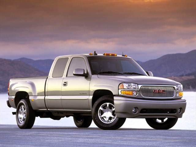 Highest Horsepower Trucks of 2004 - 2004 GMC Sierra 1500 Extended Cab