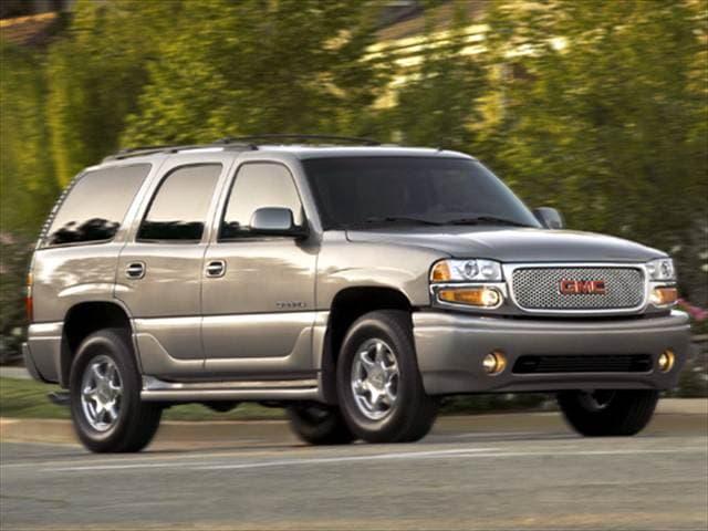 2004 GMC Yukon Denali Sport Utility 4D Used Car Prices | Kelley Blue Book