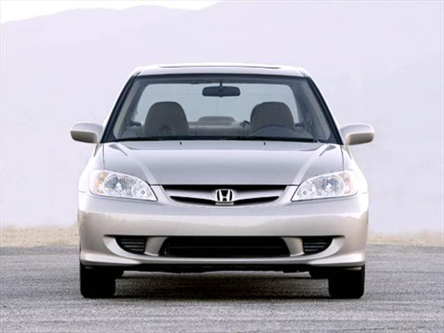 Most Popular Sedans of 2004 - 2004 Honda Civic