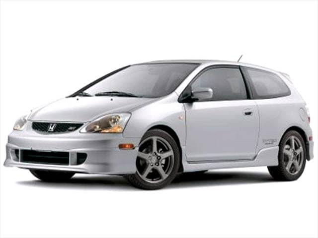 Most Popular Hatchbacks of 2004 - 2004 Honda Civic