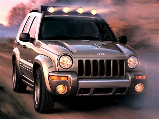 2004 jeep liberty renegade sport utility 4d used car. Black Bedroom Furniture Sets. Home Design Ideas