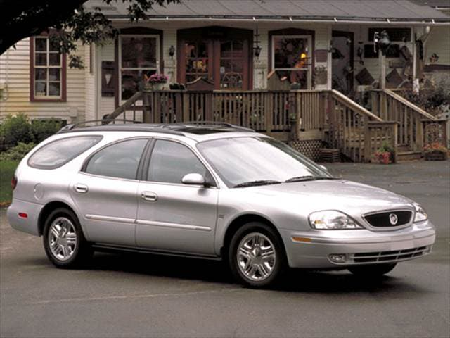 Most Fuel Efficient Wagons of 2004 - 2004 Mercury Sable
