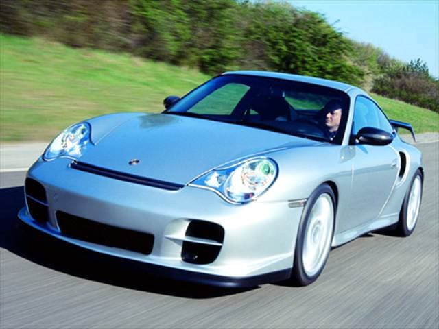 Highest Horsepower Coupes of 2004 - 2004 Porsche 911
