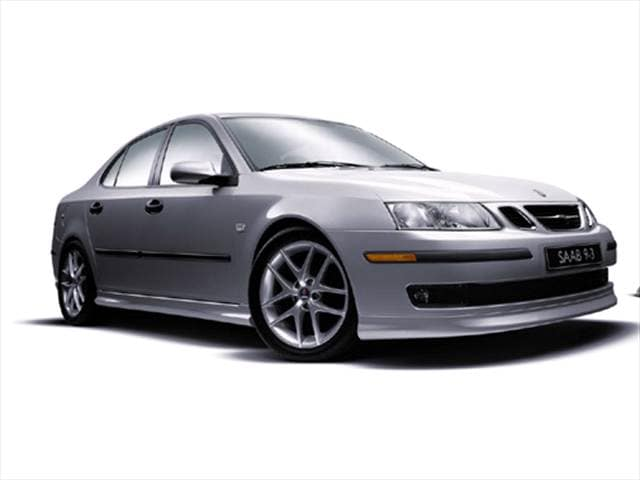 Most Popular Luxury Vehicles of 2004 - 2004 Saab 9-3
