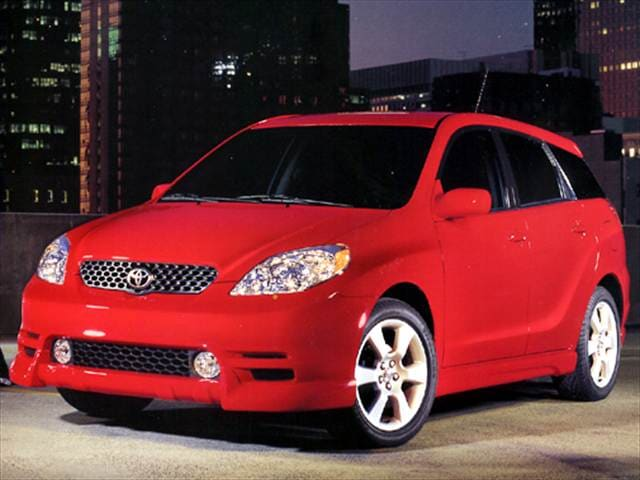 Most Fuel Efficient Wagons of 2004 - 2004 Toyota Matrix