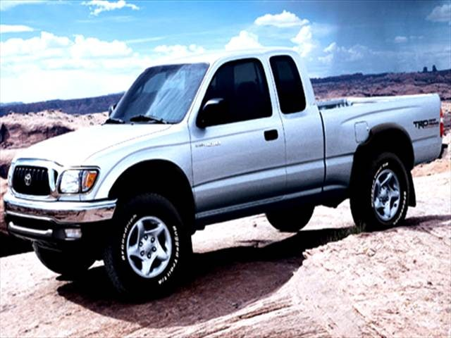 Top Consumer Rated Trucks of 2004