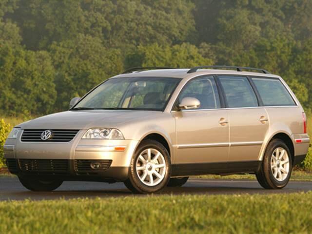 2004 Volkswagen Pat Photo