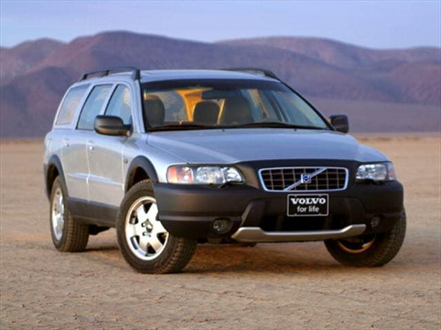 Top Consumer Rated Wagons of 2004 - 2004 Volvo XC70