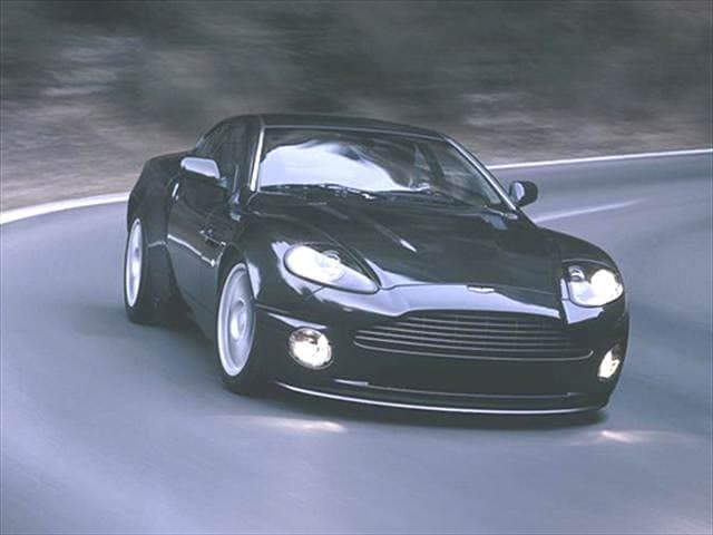 Top Consumer Rated Luxury Vehicles of 2005 - 2005 Aston Martin Vanquish S