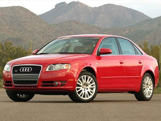 Most Fuel Efficient Luxury Vehicles of 2005 - 2005 Audi A4 (2005.5)