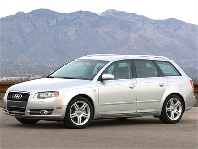 Highest Horsepower Wagons of 2005 - 2005 Audi A4 (2005.5)