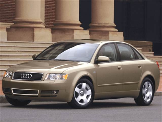 Most Fuel Efficient Luxury Vehicles of 2005 - 2005 Audi A4