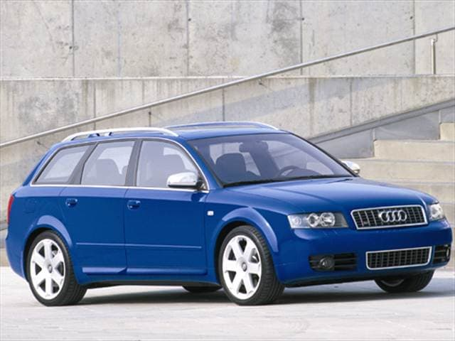 Top Consumer Rated Wagons of 2005 - 2005 Audi S4