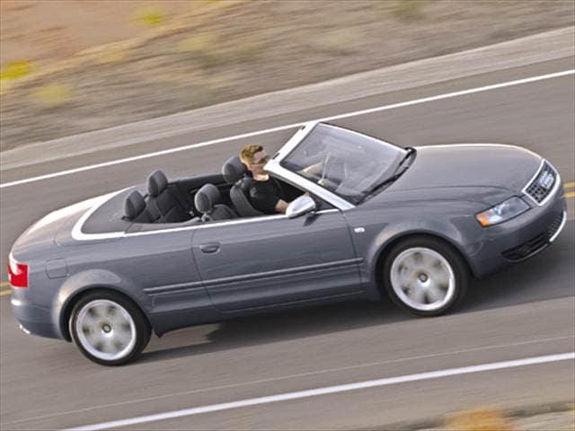 2005 Audi S4 - photo