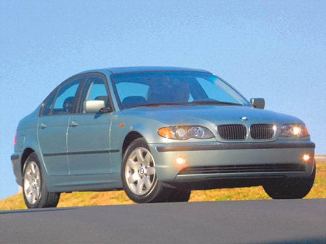Most Popular Luxury Vehicles of 2005 - 2005 BMW 3 Series