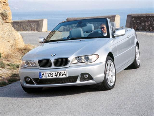Most Popular Convertibles of 2005 - 2005 BMW 3 Series