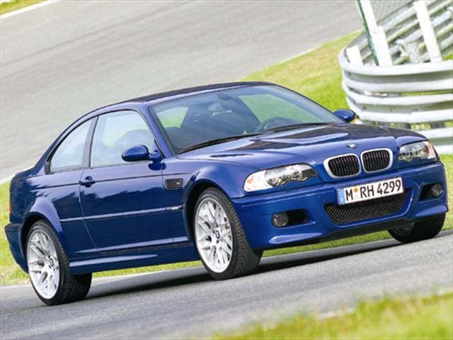 Top Consumer Rated Coupes of 2005 - 2005 BMW M3
