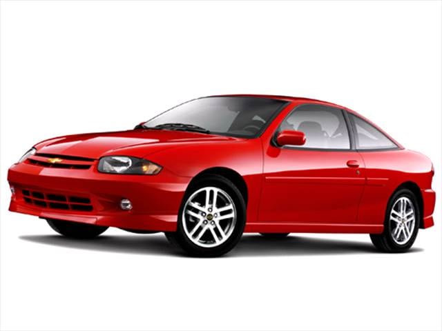 Most Popular Coupes of 2005 - 2005 Chevrolet Cavalier