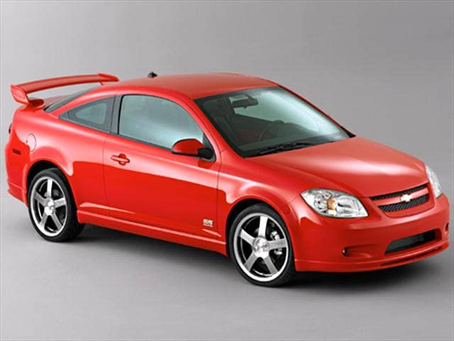 Most Popular Coupes of 2005 - 2005 Chevrolet Cobalt