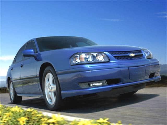 chevrolet impala pricing ratings reviews kelley blue. Black Bedroom Furniture Sets. Home Design Ideas