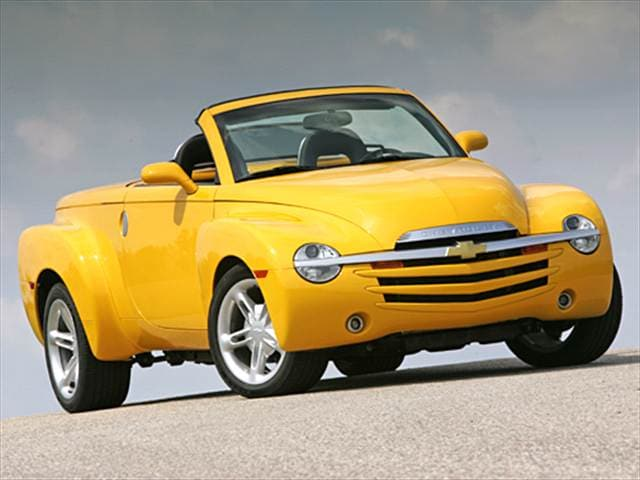 Top Consumer Rated Trucks of 2005 - 2005 Chevrolet SSR