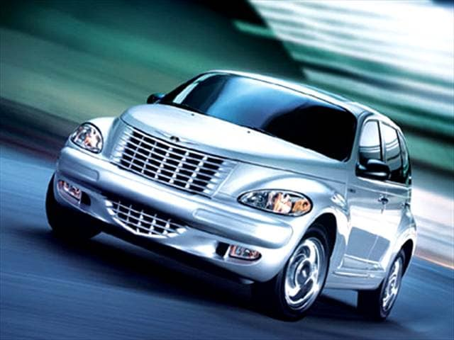 Most Popular Wagons of 2005 - 2005 Chrysler PT Cruiser