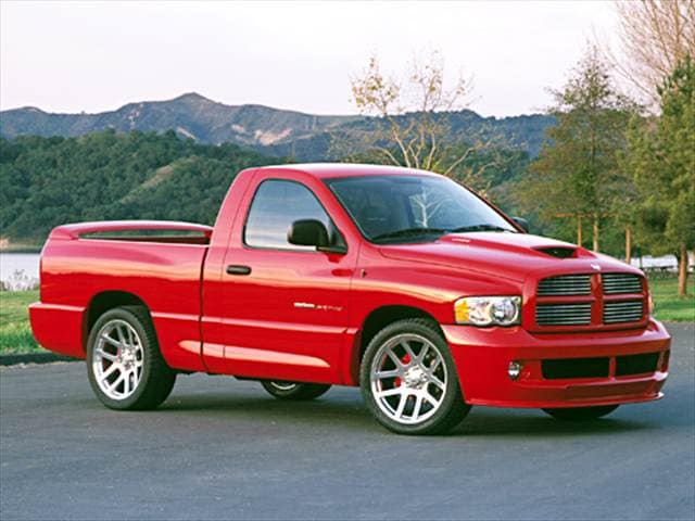 Highest Horsepower Trucks of 2005 - 2005 Dodge Ram 1500 Regular Cab