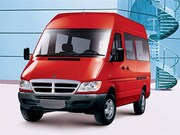 2005-Dodge-Sprinter 2500 Passenger