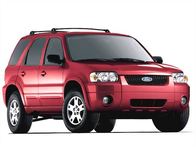 Most Popular Wagons of 2005 - 2005 Ford Escape