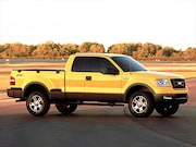 2005-Ford-F150 Super Cab