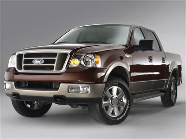 2005 Ford F150 Supercrew Cab King Ranch Pickup 4d 5 1 2 Ft Used Car