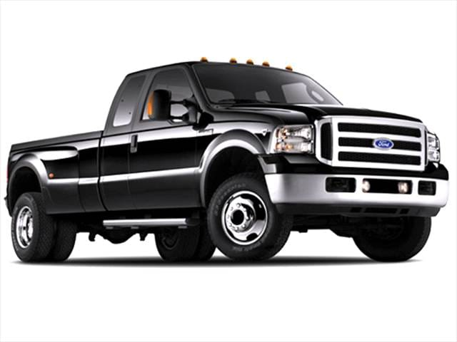 Highest Horsepower Trucks of 2005 - 2005 Ford F350 Super Duty Super Cab