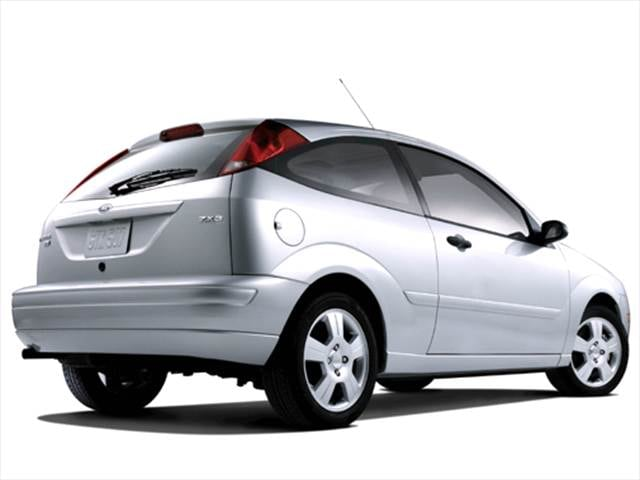Most Fuel Efficient Coupes of 2005 - 2005 Ford Focus