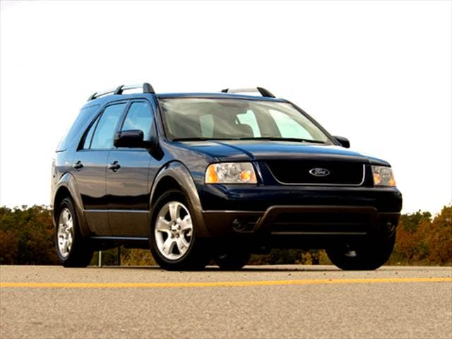 Most Fuel Efficient SUVs of 2005 - 2005 Ford Freestyle