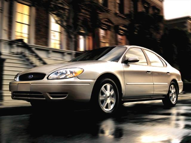 Most Popular Sedans of 2005 - 2005 Ford Taurus