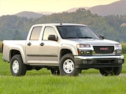 2005-GMC-Canyon Crew Cab