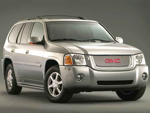 Most Popular SUVs of 2005 - 2005 GMC Envoy