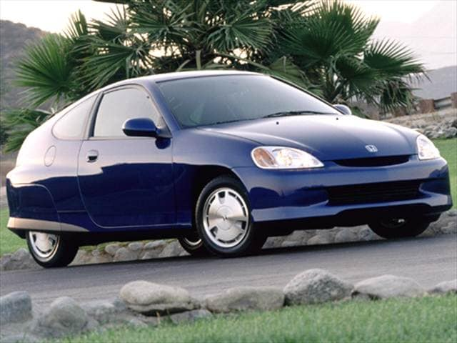 Most Fuel Efficient Coupes of 2005 - 2005 Honda Insight