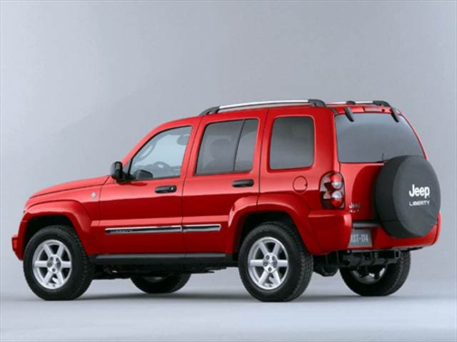 Used 2005 Jeep Liberty Limited Edition Sport Utility 4D
