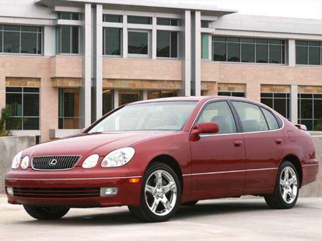 Top Consumer Rated Sedans of 2005 - 2005 Lexus GS