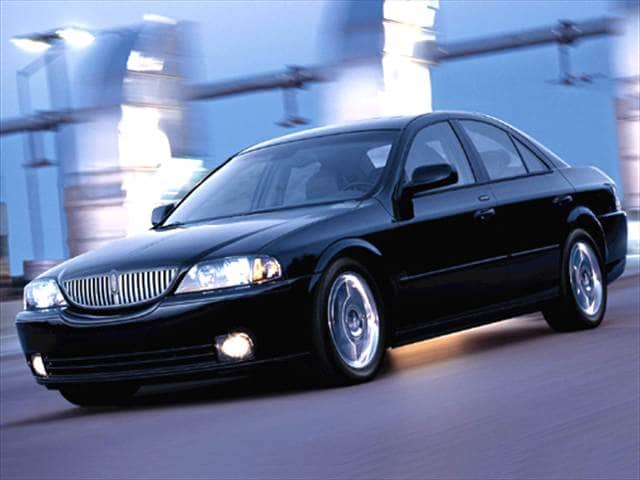 Most Popular Luxury Vehicles of 2005 - 2005 Lincoln LS