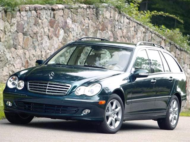 Used 2005 Mercedes-Benz C-Class C 240 Wagon 4D Pricing ...