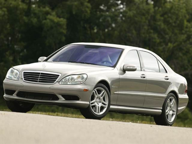 Highest Horsepower Sedans of 2005 - 2005 Mercedes-Benz S-Class
